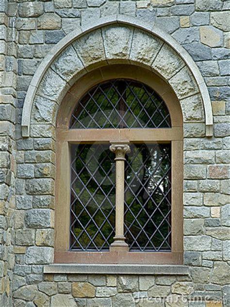 castle window royalty  stock image image