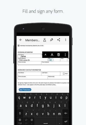 adobe fill sign easy pdf form filler free for windows 10