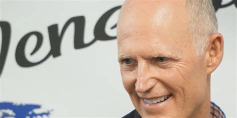 Scott Directs Letter Disavowing GOP