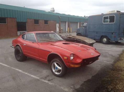 Datsun 280z Parts by 1974 Nissan 260z And 1978 Datsun 280z Parts Car