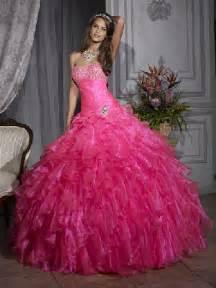 fuchsia wedding dress wedding pink wedding dress