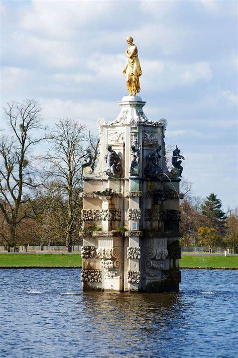 diana fountain bushy park  royal parks