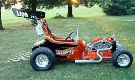 Thats A Cool Lawn Mower!