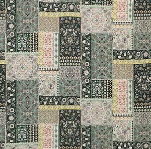Stoffe Mit Muster : folklore stoffe mit patchwork muster online kaufen ~ Frokenaadalensverden.com Haus und Dekorationen