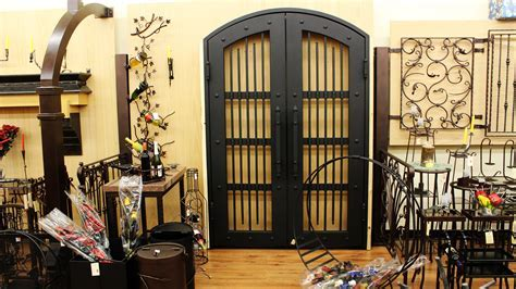 Store Home Style Wrought Iron