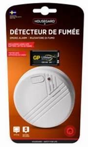Bombe Test Détecteur De Fumée : test du d tecteur de fum e housegard autonomie 10 ans ~ Edinachiropracticcenter.com Idées de Décoration