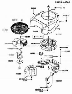 Kawasaki Fh601v Parts List And Diagram