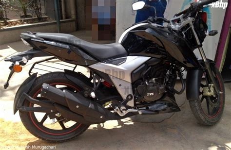 The vibration can be felt in the new model in the low rev range. All-New TVS Apache RTR 160 to Launch in India on March 14, 2018