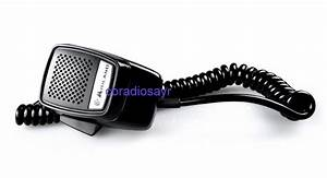 Midland 203 Or 210 Ds Cb Radio Replacement Microphone
