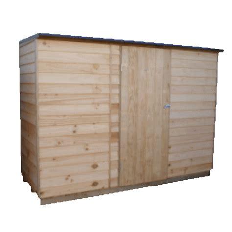 shedplan timber sheds nz