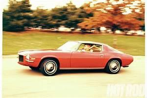 1972 Chevrolet Camaro - Twin Spin