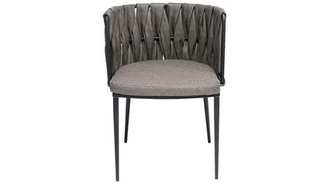 chaises simili cuir achetez votre chaise design grise simili cuir cheerio pas