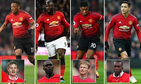 Man United boss hails Anthony Martial, Romelu Lukaku ...