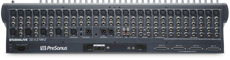 presonus studiolive ai series digital mixers with active