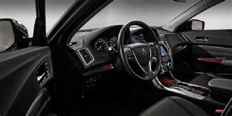 acura tlx interior 2018 acura tlx specs changes interior release date price