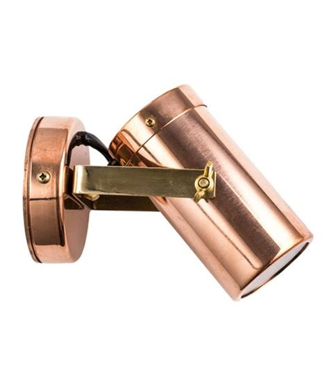 gu10 mr16 exterior copper wall ls cla lighting new