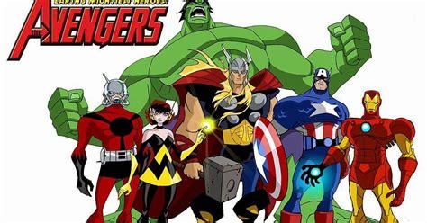 cartoon critique  avengers earths mightiest heroes