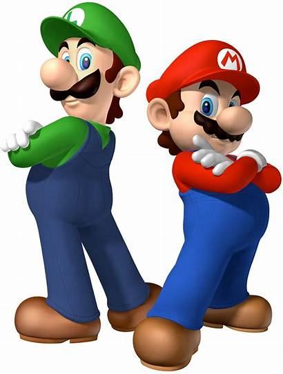 Luigi Mario Transparent Pngkey