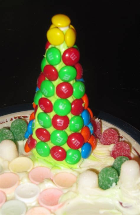 edible christmas trees sugar cones cute for christmas