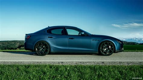 Maserati Ghibli Photo by Novitec Tridente Maserati Ghibli Picture 132246