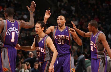 Phoenix Suns NBA titles and team record - Hispanosnba.com