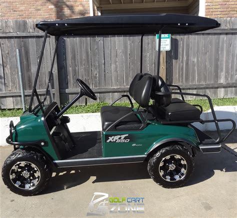 club car xrt  golf cart zone austin texas