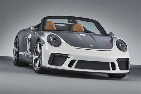 Porche Nyc by New Porsche 911 Speedster Due At 2019 New York Auto Show
