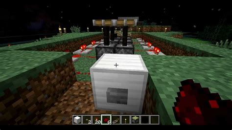 Minecraft Boat Piston by How To Make An Piston Engine In Minecraft