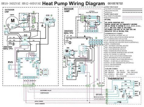 trane heat wiring diagram heat compressor fan wiring projects to try heat