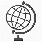 Icon Global Earth Internet Globe Map Icons