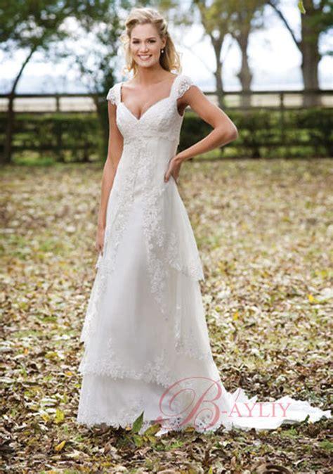 Michael Wedding Gowns Us Creative Outdoor Wedding Dresses