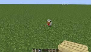 A Baby Chicken in Minecraft by Minecraftyellowflash on ...