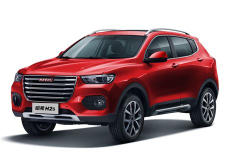 Haval 2017 H2 S  Guangzhou Show Haval Reveals H2