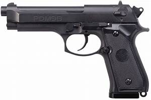 Crosman Pdm9b Bb  U0026 Pellet Pistol