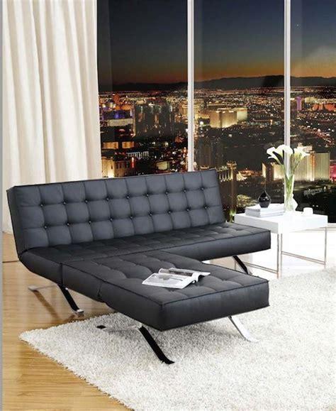 canapé lit simili cuir canape lit simili cuir noir design