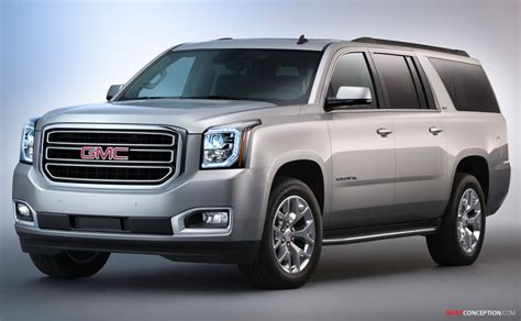 Suvs In Usa by Usa Chevrolet Gmc Reveal All New 2015 Suv Designs