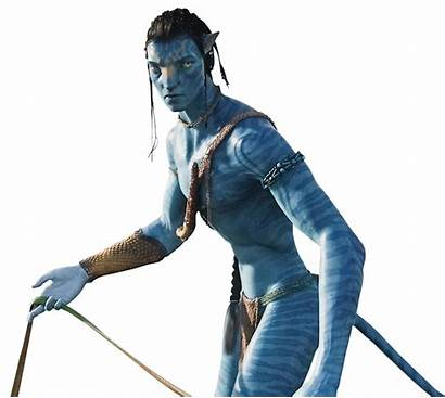 Avatar Jake Sully Film Render Transparent Renders