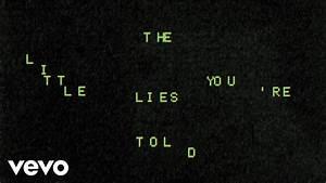 Joywave - Little Lies You're Told (Official Audio) - YouTube