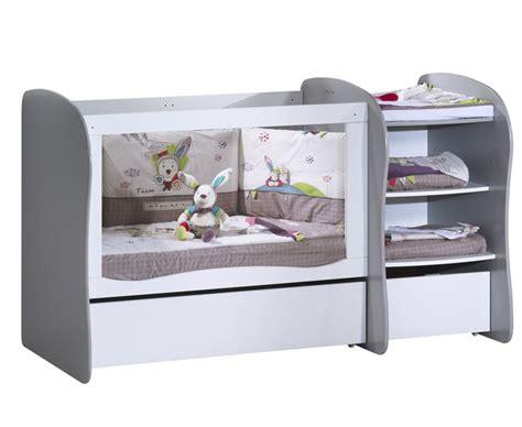 chambre bébé lit plexiglas lit bebe sans barreaux plexiglas visuel 1