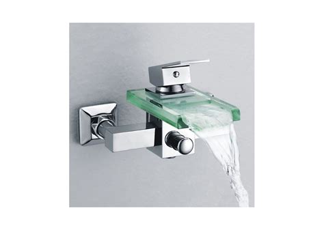 robinet baignoire robinet cascade mural sds001c robinet cascade mural pour