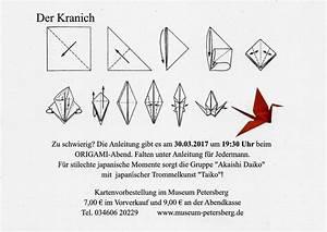 Origami Kranich Anleitung : origami 1000 falten origami von mini bis maxi onlinemagazin aus halle ~ Frokenaadalensverden.com Haus und Dekorationen