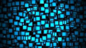 neon cubes hd wallpaper hd wallpapers