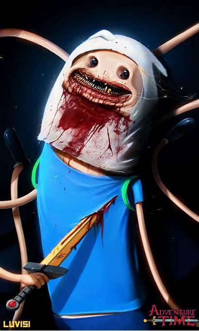 Finn Nightmare Adventure Characters Luvisi Dan Culture