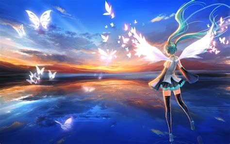 Beautiful Anime Wallpaper - high definition anime wallpapers anime hd wallpapers for