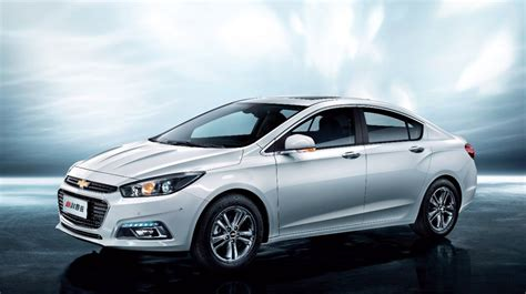 2014 Chevrolet Cruze Officially Revealed In China Gm