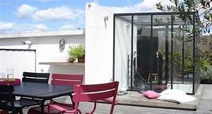 Aménagement Terrasse Appartement : jardinier paysagiste paris am nagement de votre espace ext rieur ~ Melissatoandfro.com Idées de Décoration