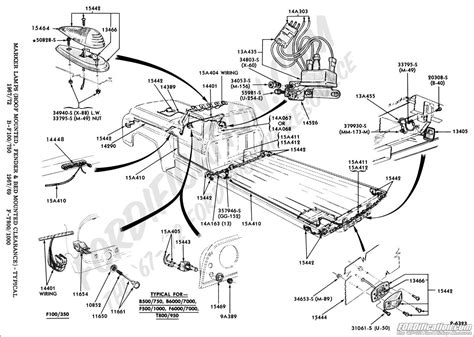 1971 F250 Headlight Wiring Diagram by Cab Cleareance Lights Ford Truck Enthusiasts Forums