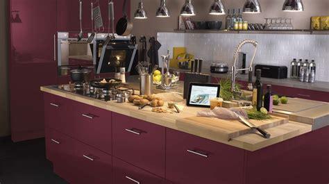 plan de travail cuisine bois dossier quelle couleur dans la cuisine