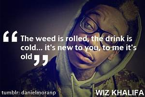 Girls fall in l... Wiz New Quotes