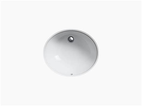 Caxton Sink K 2210 by K 2210 Caxton Undermount Sink 17 By 14 Inches Kohler